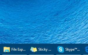 How to customize taskbar buttons in Windows 10