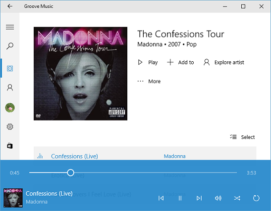 how to change how dvd are play in windows 10